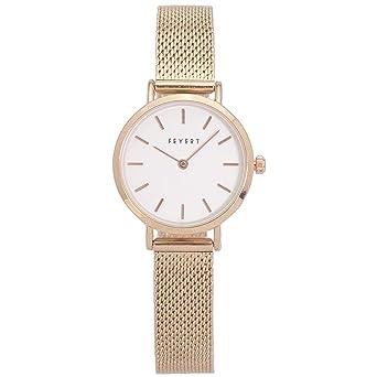Amazon.com: KTC FEYERT FE-0004 - Reloj de pulsera para mujer ...