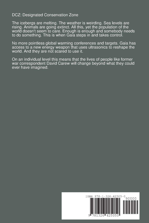Dcz: Designated Conservation Zone: Vanda Denton