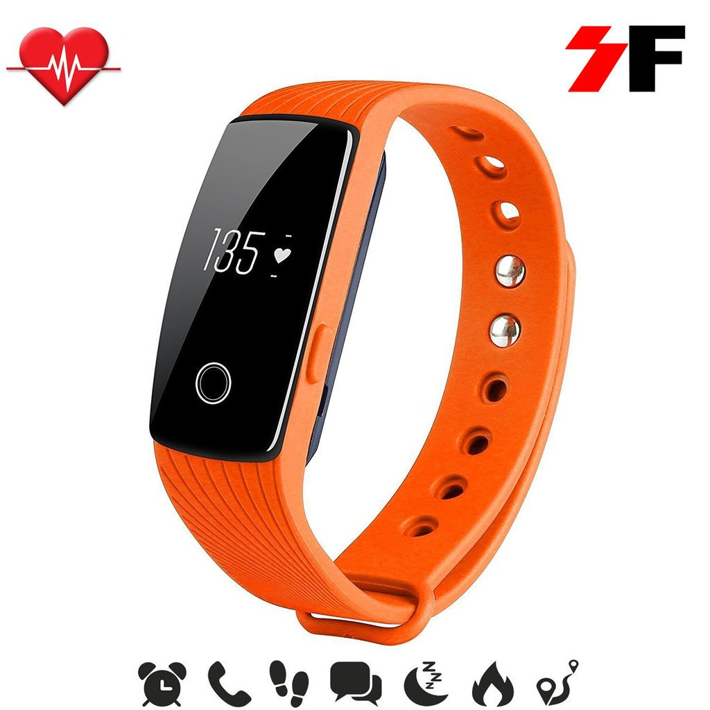 Pulsera Actividad SF1 ID107 Smartwatch Android-Fitness ...