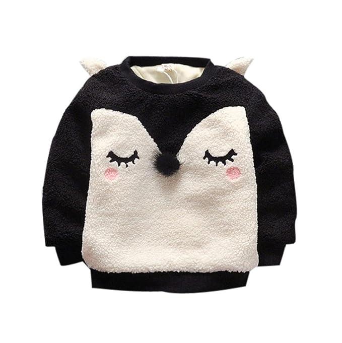 8c976c54b Amazon.com  Winsummer Toddler Baby Boy Girl Winter Thick Warm Cotton ...