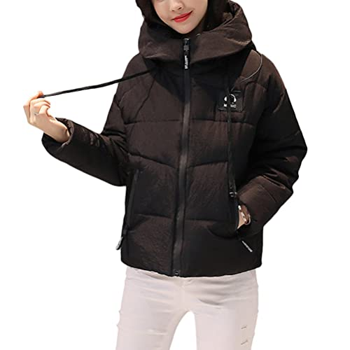 Zhuhaitf comodos abrigos de mujer Fashionable Outdoor Quilted Down Jackets Womens Short Style Warm S...