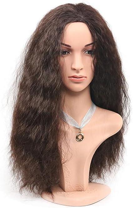 Resistencia al calor aoert maíz 100% Fibra Kanekalon peluca con ...