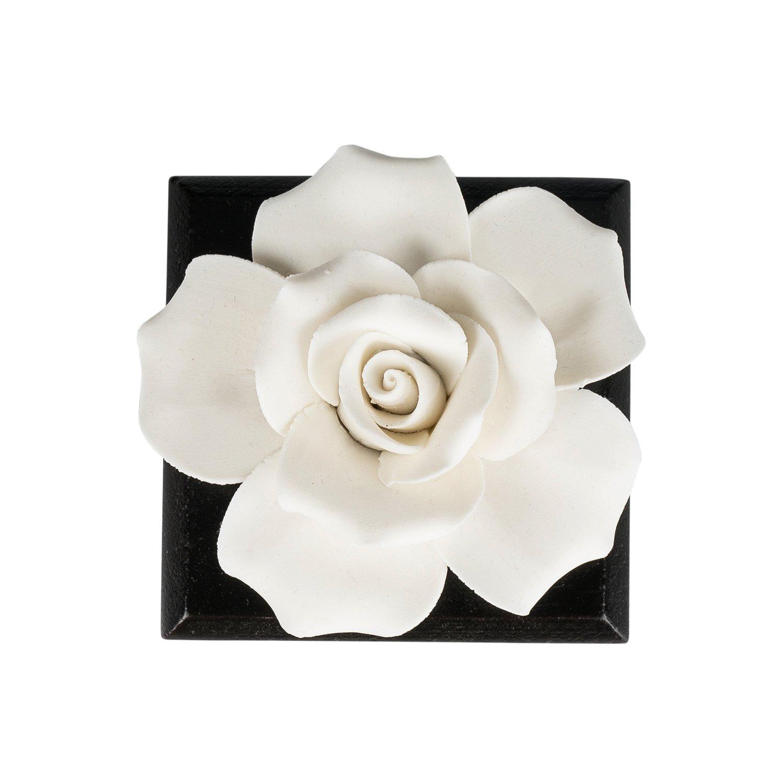 Amazon Com Relaxus Lotus Flower Ceramic Aroma Diffuser