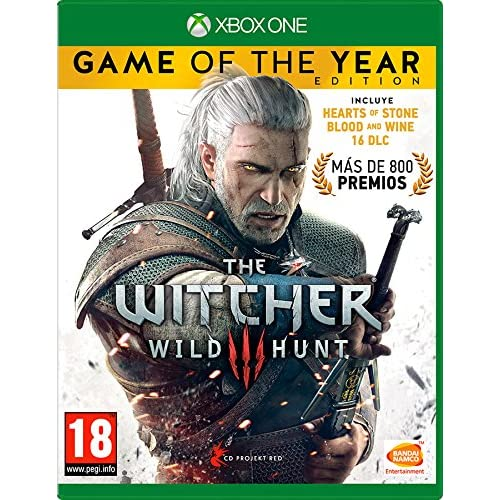 chollos oferta descuentos barato The Witcher 3 Wild Hunt Game Of The Year Edition