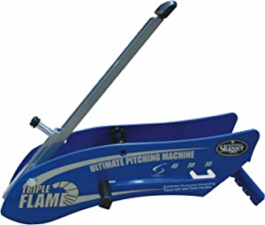 Louisville Slugger Triple Flame Hand Held Pitching Machine
