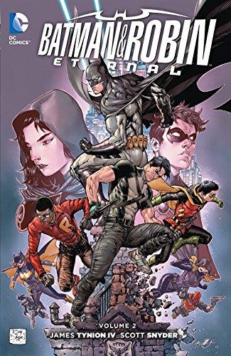Batman & Robin Eternal Volume 2 (Batman and Robin Eternal) (Batman Eternal 1)