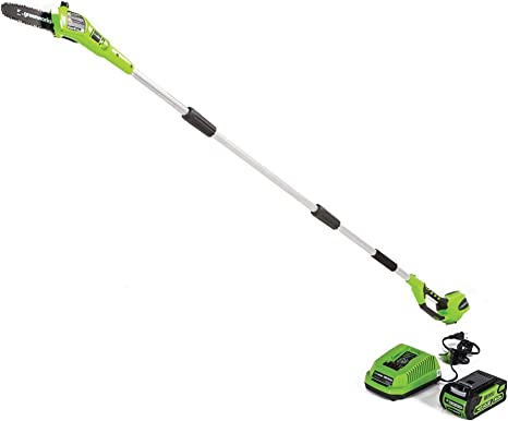 Greenworks 8.5' 40V Cordless Pole Saw