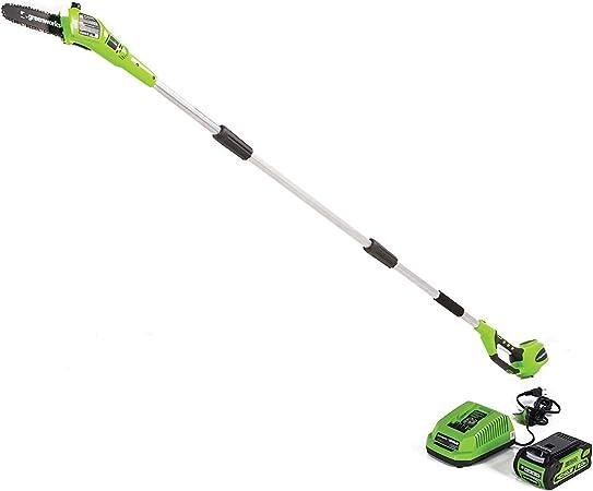 Greenworks 8.5' 40V Cordless Pole Saw - Power