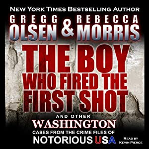 The Boy Who Fired the First Shot Audiobook