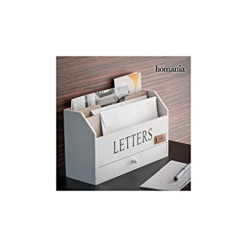 Organizador de Cartas Vintage Homania: Amazon.es: Electrónica