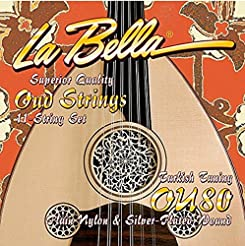 LaBella OU80 La Bella Oud String Set - T...