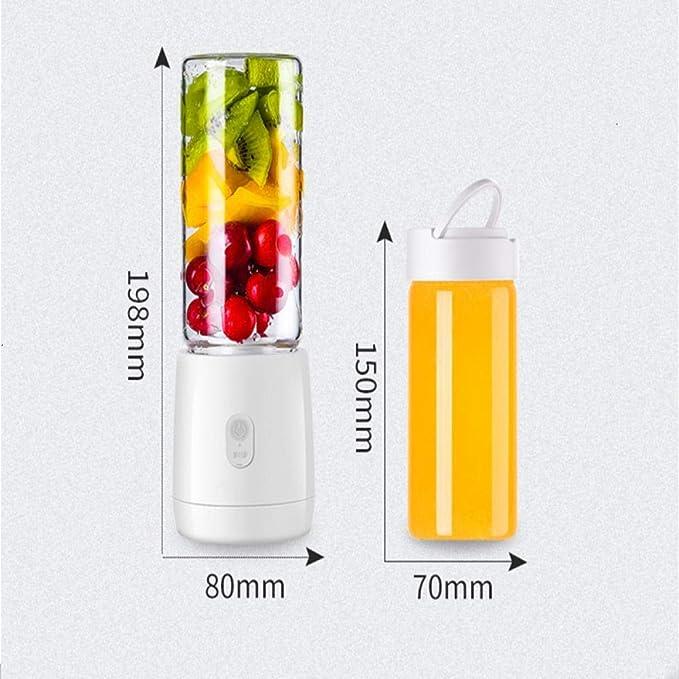 YANYING Exprimidor/Licuadora/Extractor de 400 ml, Exprimidor de ...