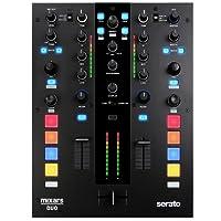 Mixars 140101001 DUO-2ch Pro Serato DJ Mixer