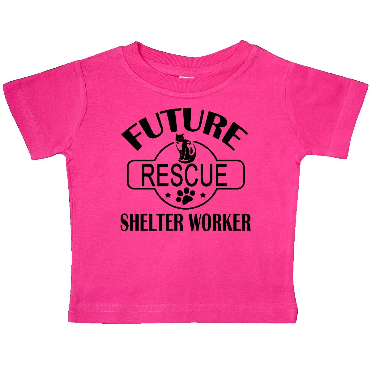 inktastic Future Rescue Shelter Worker Baby T-Shirt