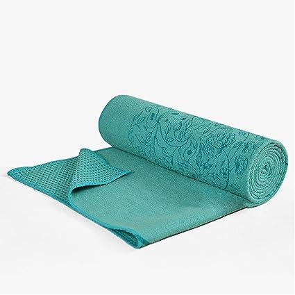 Amazon.com: YQSMYSW Cloth Towel Fitness Blanket Yoga mat ...