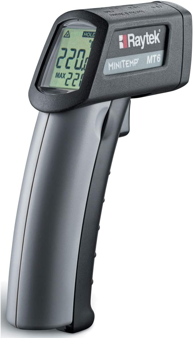 Raytek Mt6 Non Contact Minitemp Infrared Thermometer Diagnostic