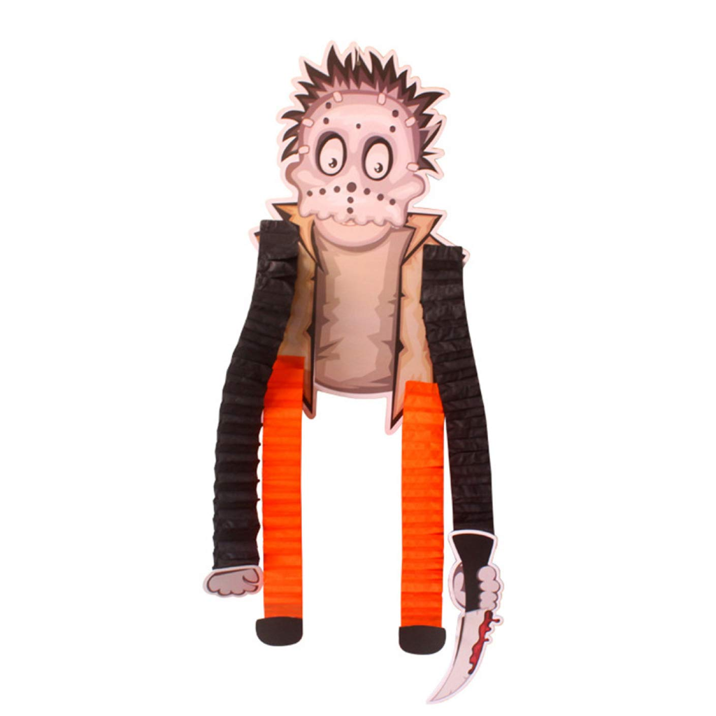 Casey Elaborate 1 Pcs Paper Scary Halloween Hanging