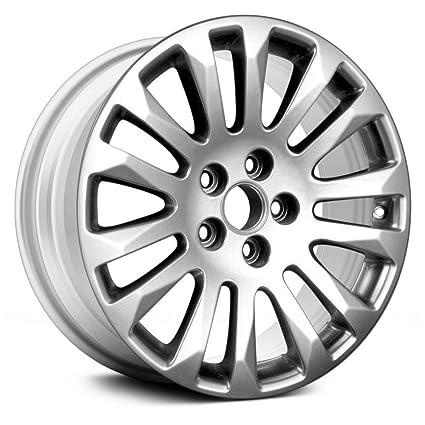 Amazon Com Replacement X 8 5 14 Spokem Cadillac Alloy Wheel Silver