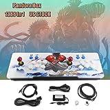 SupYaque Arcade Video Game Console Pandora's Box Classic Full HD Retro 2 Players Joystick Support Games Machine (1388 in 1) (Tamaño: 1388 IN 1)