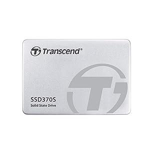 """Transcend 64GB SATA III 6Gb/s 2.5"""" Solid State Drive TS64GSSD370S"""