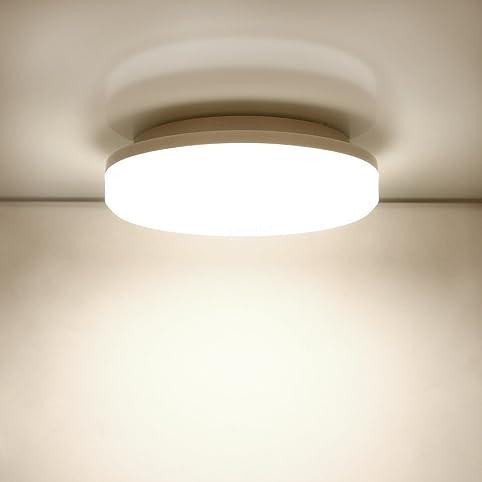 Aglaia LED Flush Mount Ceiling Light, 10 Inch 18W, 1500 Lumens, 4500K