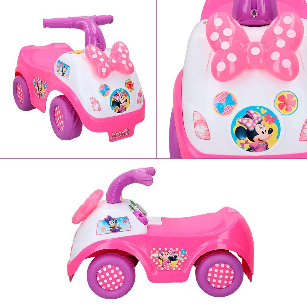 Disney- Correpasillos camión interactivo, Minnie (Colorbaby 46348 ...