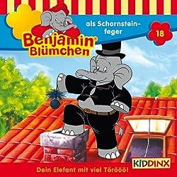 Benjamin als Schornsteinfeger (Benjamin Blümchen 18)
