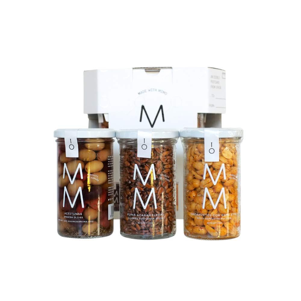MM Snacks & Picoteo Gift Box | Spanish Artisan Food Collection