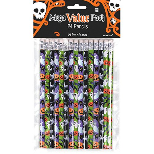 Halloween Friendly Pencil Favors | Mega Value -