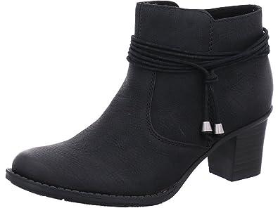 ac2581da20d8 Rieker Damen Ankle Boots L7669,Frauen Stiefel,Ankle  Boot,Halbstiefel,Damenstiefelette,