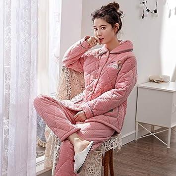 Pijamas Para Mujer Ropa De Dormir Batas Mujer Conjunto De Pijamas Camisones Ropa De Noche Algodón