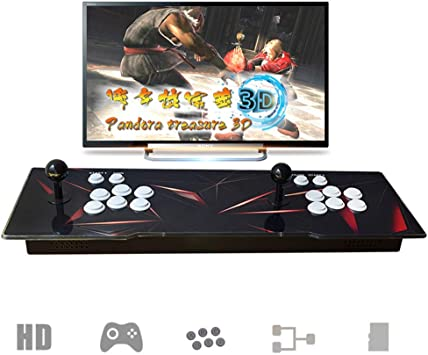Arcade Game Console 2200 Juegos Retro Consola Maquina recreativa ...