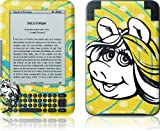 Skinit Kindle Skin (Fits Kindle Keyboard), Miss Piggy Surfin