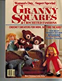Woman's Day Sper Special Magazine - Granny Squares & Crocheted Fashions - September 1988