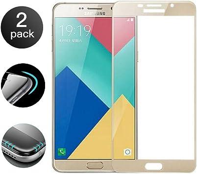 2 Unidades]Samsung Galaxy S7 Protector de Pantalla[Cobertura ...