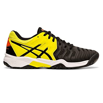 ASICS Gel-Resolution GS Junior Zapatilla De Tenis - AW19: Amazon ...