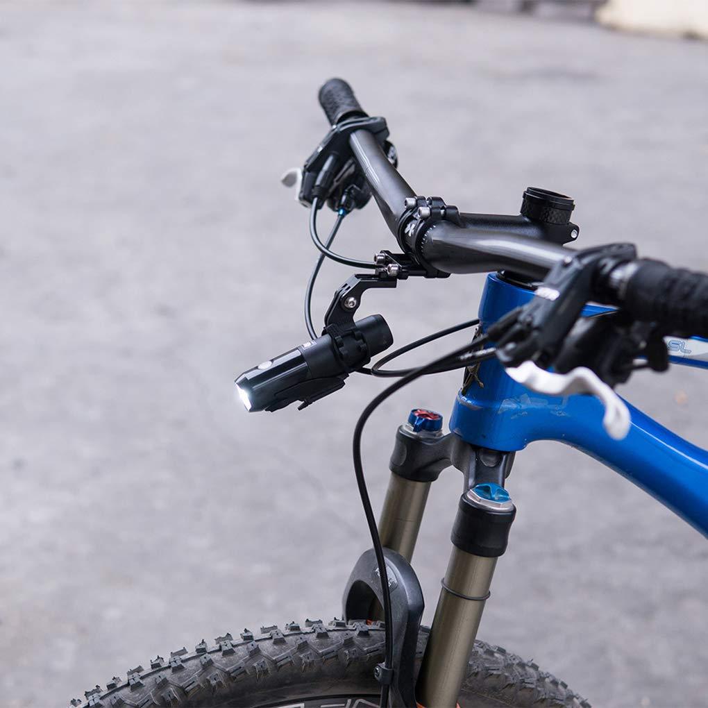 4 Bicicletas de Montaje Frontal c/ámara de la acci/ón de Bicicletas Soporte del Eje de la Abrazadera Fgyhty Reemplazo para GoPro GoPro h/éroe 3//3 Plus