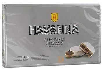 HAVANNA Alfajores Merengue Clasico con Dulce de Leche 282 gr. - 2 Pack | Cookie
