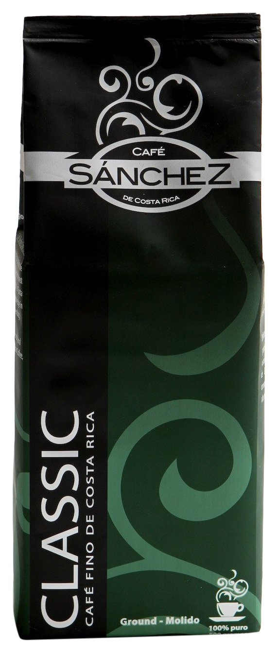 3417e2db684cd Amazon.com   Cafe Sanchez Classic Ground Arabica Coffee - 14 Oz (500 Gr) -  from Costa Rica   Coffee Substitutes   Grocery   Gourmet Food