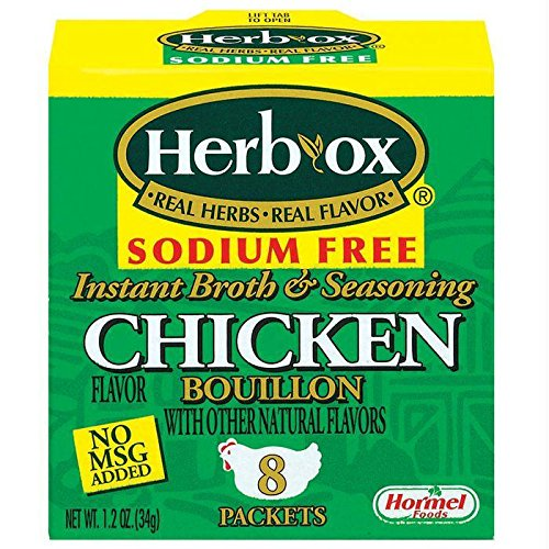 chicken bullion no msg - 3