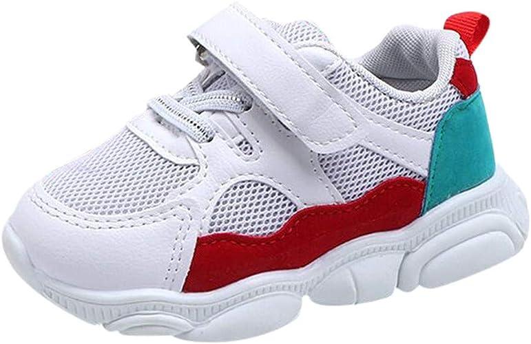 WINJIN Chaussure de Course Sport Chaussure à la Mode, Sneakers Basket Mode Walking Shoes Running Compétition Entraînement Chaussure Scolaire l'école