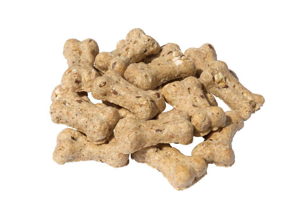 N A Darford Naturals Liva Heart Mini's 12-Pound Bulk Dog Treats