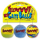 Yeowww My Cats Balls (PACK OF 6)