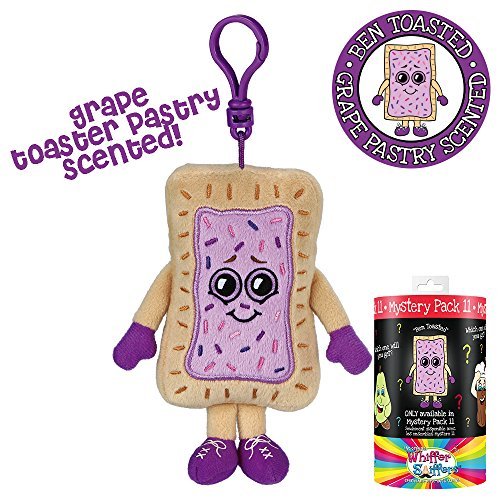 Whiffer Sniffers Mystery Pack 11 Scented Backpack Clip