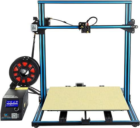 Amazon.com: Impresora 3D, estructura de marco de metal ...