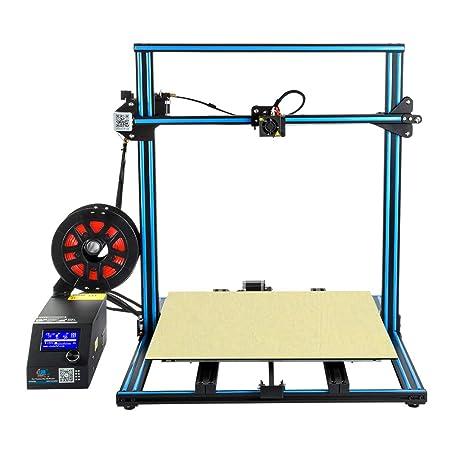 BESTSUGER Creality Impresora 3D, Kit Tipo Impresora 3D de Gran ...