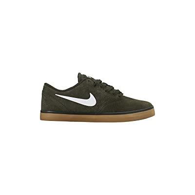 Nike Men's SB Check Skateboarding Shoe, Marron, 42.5 D(M) EU/8 D(M) UK
