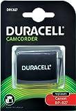 Duracell Premium Analog Canon BP-827 Battery for Camcorder HF10 HG20 Li-Ion 7.4V 2550mAh