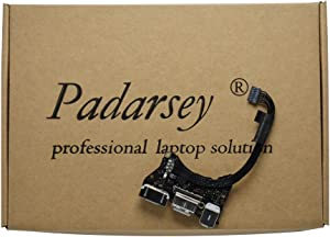 Padarsey (923-0430) I/O Board w/USB, Audio, DC-in 2 Compatible for MacBook Air 11
