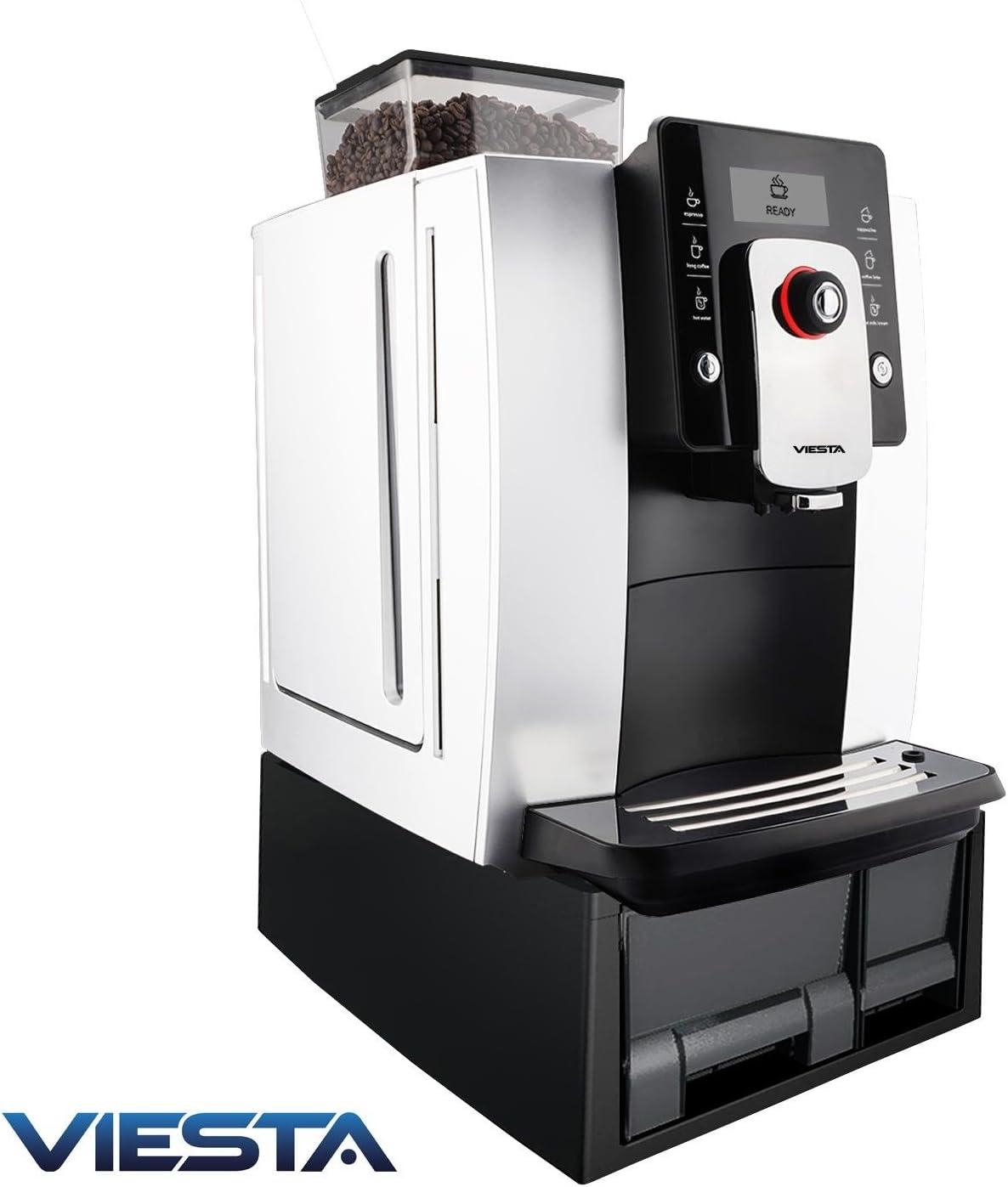 VIESTA One Touch Premium 1000 Máquina de café automática - Alta ...